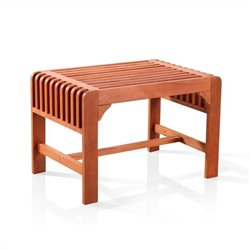 Backless Single Bench