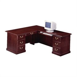 DMi Andover Executive 72 in. L-Desk - Right L-Desk