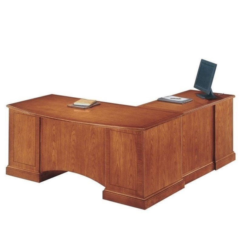 Flexsteel Belmont Left Executive L Shaped Desk