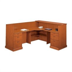DMi Belmont Left Reception Desk