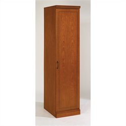 DMi Belmont Single Door Wardrobe - Sunset Cherry