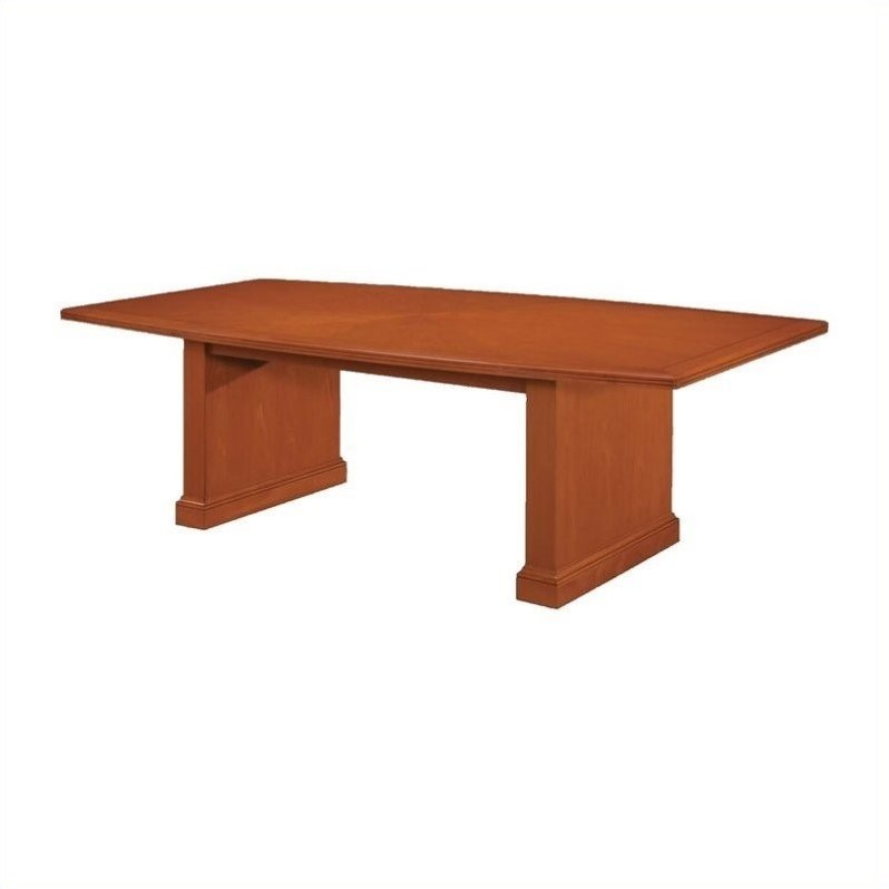 DMi Furniture Belmont 8' Boat Shaped Conference Table