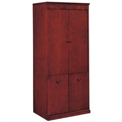 DMi Del Mar Media Cabinet in Sedona Cherry