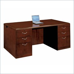 DMi Summit Executive 72 in. Desk (Flat Pack)