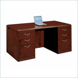DMi Summit Executive 66 in. Desk (Flat Pack)