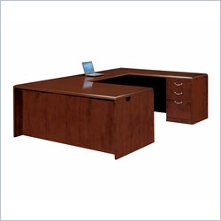 DMi Summit Executive Right U-Shaped Desk (Flat Pack)