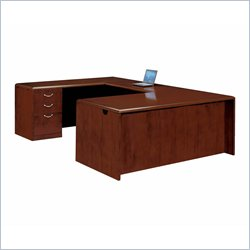 DMi Summit Executive Left U-Shaped Desk (Flat Pack)