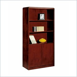 DMi Summit Bookcase - Reeded Edge