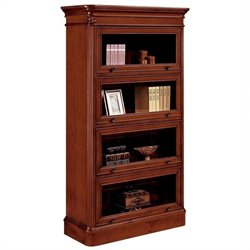 DMi Antigua Four Door Barrister Bookcase