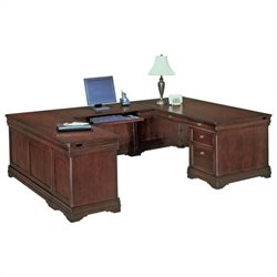 DMi Rue de Lyon Executive U-Shaped Desk - Right U-Desk