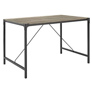 Walker Edison Dining Table 1