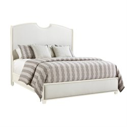 Coastal Living Oasis-Solstice Canyon Shelter Bed in Saltbox White