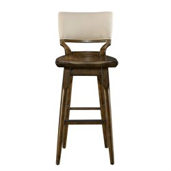 Stanley Furniture Santa Clara Bar Stool in Burnished Walnut
