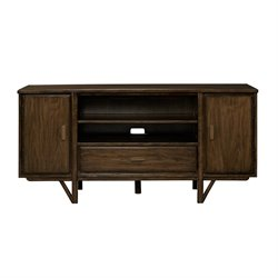 Stanley Furniture Santa Clara Media Console in Burnished Walnut