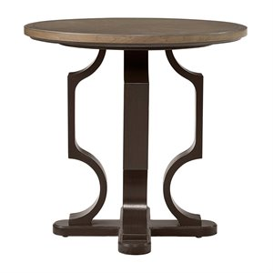 Virage Round Lamp Table