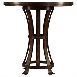 Stanley Furniture European Farmhouse Winemaker's Dining Table in Terrain