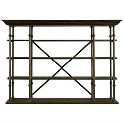 Stanley Furniture European Farmhouse L'Acrobat Open Air Shelf in Terrain