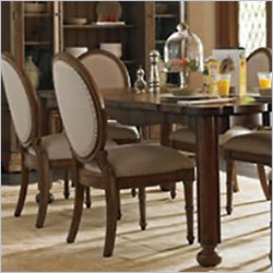Stanley Furniture European Farmhouse Million Stars Chair in Terrain