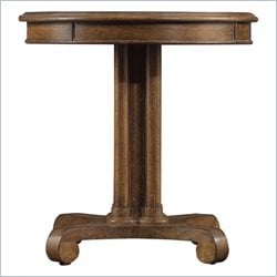Stanley Furniture European Farmhouse Vintner's Table in Blond