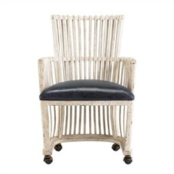 Stanley Furniture Archipelago Bonaire Club Chair in Blanquilla