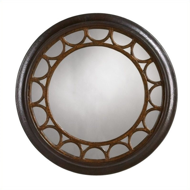 Stanley Furniture Archipelago Moor Island Ring Mirror in Negril