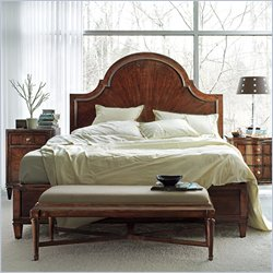 Stanley Furniture Avalon Heights Murray Hill Panel Bed in Chelsea - Queen