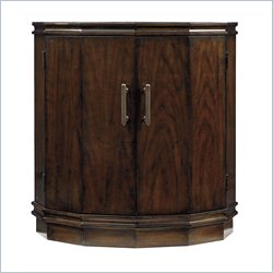 Stanley Furniture Avalon Heights Marlowe Drum Table in Chelsea