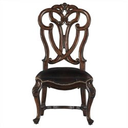 Stanley Furniture Costa Del Sol Messalinas Blessings Side Chair in Cordova