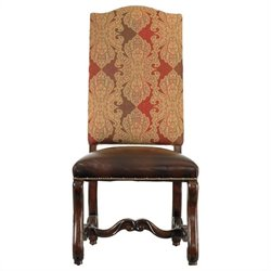 Stanley Furniture Costa Del Sol Perdonato Side Chair in Cordova