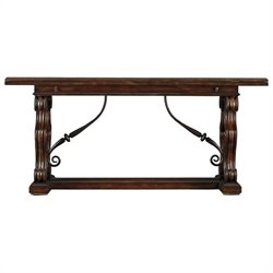 Stanley Furniture Costa Del Sol Charneira Family Console in Cordova