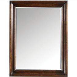 Stanley Furniture British Colonial Landscape Mirror in Caribe