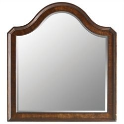 Stanley Furniture Continental Landscape Mirror in Barrel