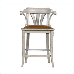 Stanley Furniture Arrondissement Soleil Counter Stool in Vintage Neutral