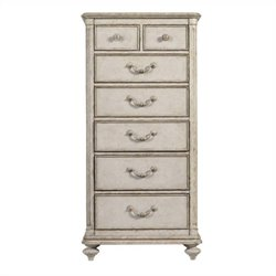 Stanley Furniture Arrondissement Belle Mode Lingerie Chest in Vintage Neutral