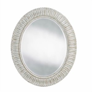 Stanley Furniture Arrondissement Jardin Mirror in Vintage Neutral