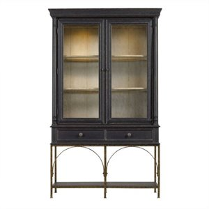 Stanley Arrondissement Salon Cercle Cabinet Bookcase