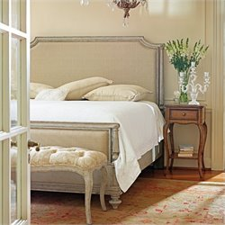 Stanley Furniture Arrondissement Palais Bedroom Set in Vintage Neutral