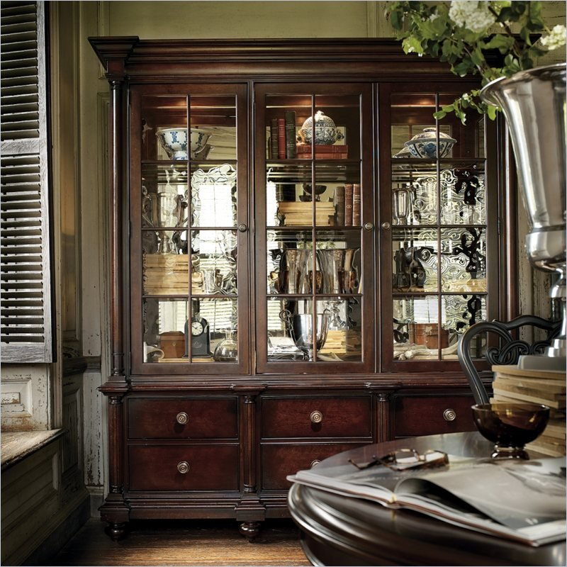 willett modern willed wd hutch the and a before through turned china cabinet bleed