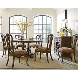Stanley Furniture Portfolio Rustica Dining 64