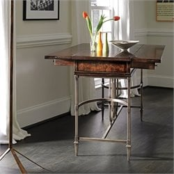 Stanley Avalon Heights Neo Deco Flip Top Console Table in Chelsea