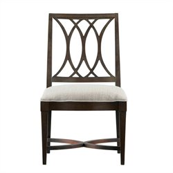 Stanley Furniture Coastal Living Resort Heritage Coast Side Chair in Channel Marker