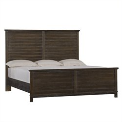Stanley Furniture Coastal Living Resort Cape Comber Panel Bed in Channel Marker - Queen