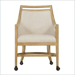 Stanley Furniture Coastal Living Resort Dockside Hideaway Club Chair in Sea Oat