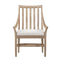 Stanley Furniture Coastal Living Resort By The Bay Dining Chair in Weathered Pier