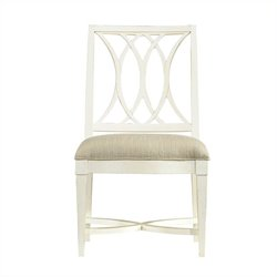 Stanley Furniture Coastal Living Resort Heritage Coast  Dining Chair in Sail Cloth