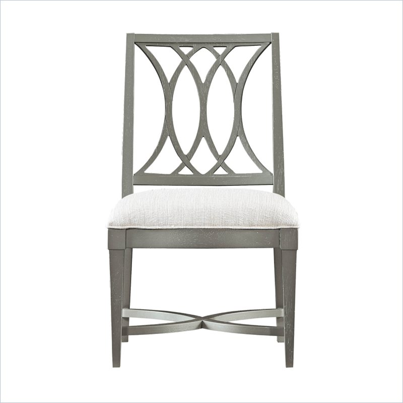 Coastal Living Resort Heritage Coast Side Chair in Dolphin