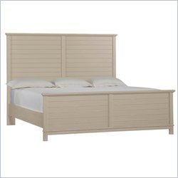 Stanley Furniture Coastal Living Resort Cape Comber Panel Bed in Dune - Queen
