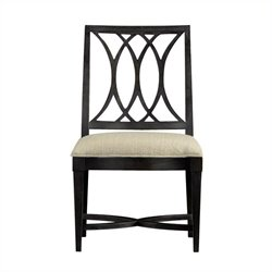 Stanley Furniture Coastal Living Resort Heritage Coast  Dining Chair in Stormy Night