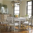 Stanley Furniture Coastal Living Resort Soledad Promenade 7 Piece Dining Set in Sail Cloth/Dune