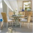 Stanley Furniture Coastal Living Resort Seascape 5 Piece Dining in Urchin/Sail Cloth